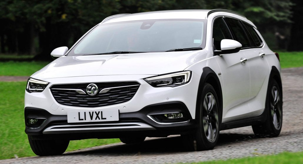 Vauxhall Drops Insignia Country Tourer From UK Lineup After Poor Sales