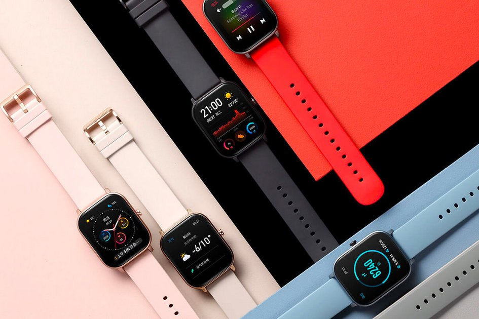 Amazfit's well-priced GTS smartwatch boasts a battery that'll last you two weeks
