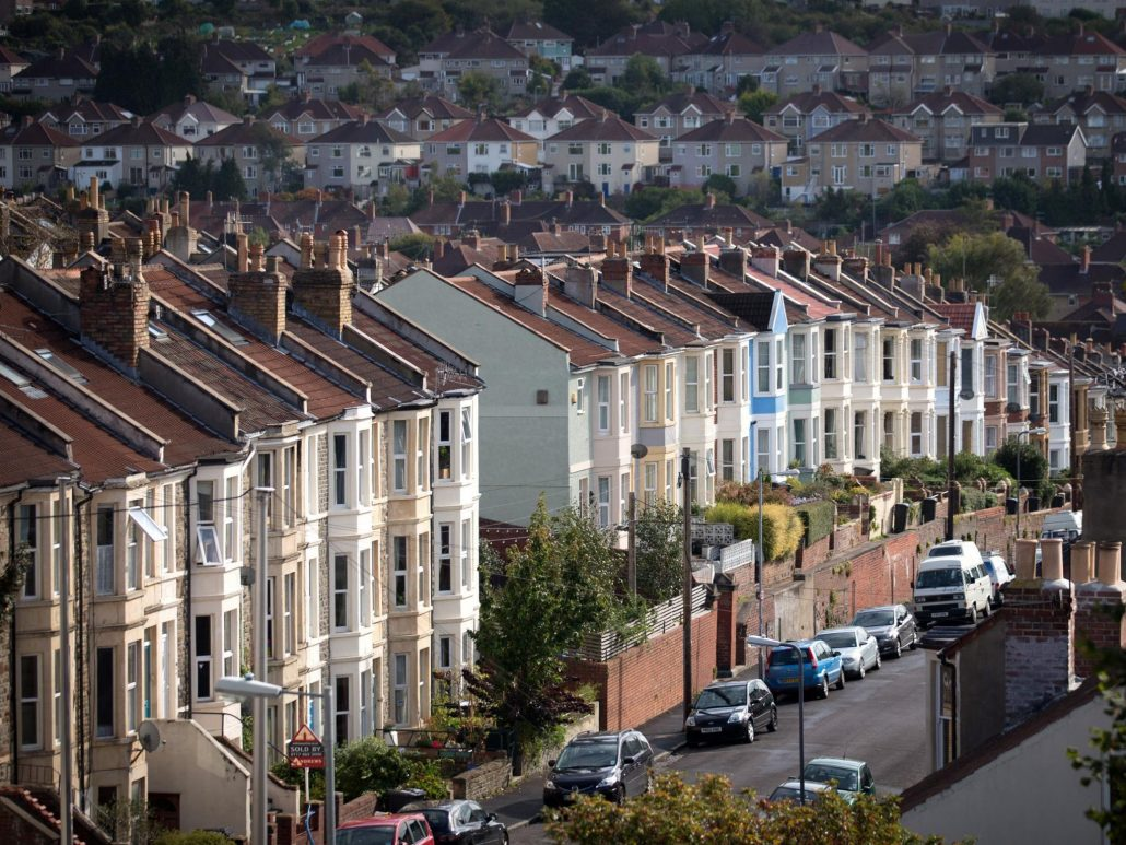 UK property asking prices fall as Brexit hits confidence