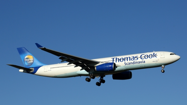 Investors acquire Thomas Cook's Nordic airline
