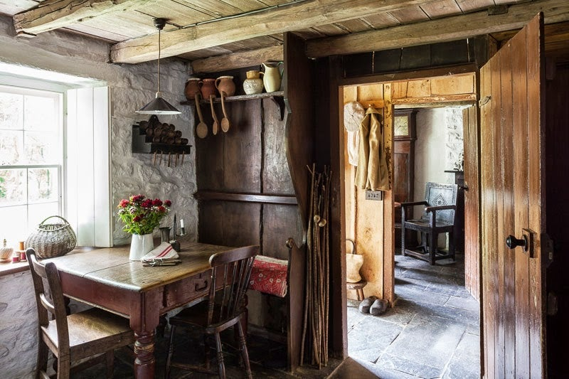 The 20 best UK cottages to cosy up in this winter