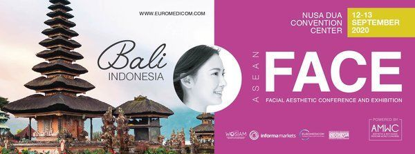Euromedicom Inaugurates the First Edition of FACE ASEAN in Bali, Indonesia – Southeast Asia