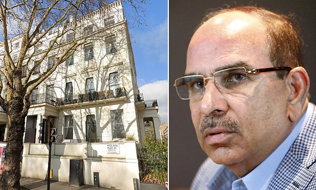 Pakistani real estate tycoon agrees to hand over £190MILLION to UK authorities