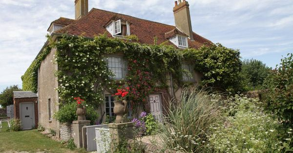 "Meet ""Vita And Virginia"" At Charleston House in Sussex, England"