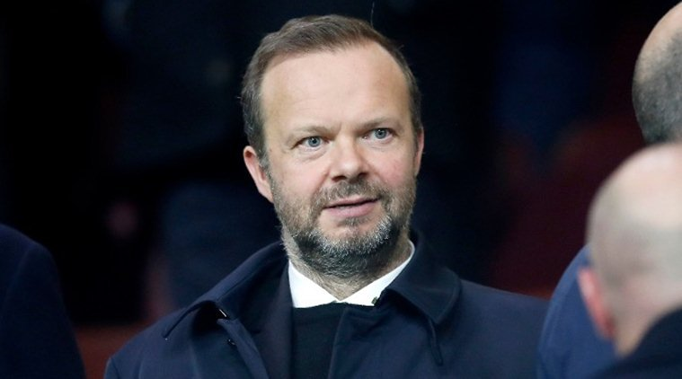 Image problem? Manchester United's Ed Woodward battles fan unrest