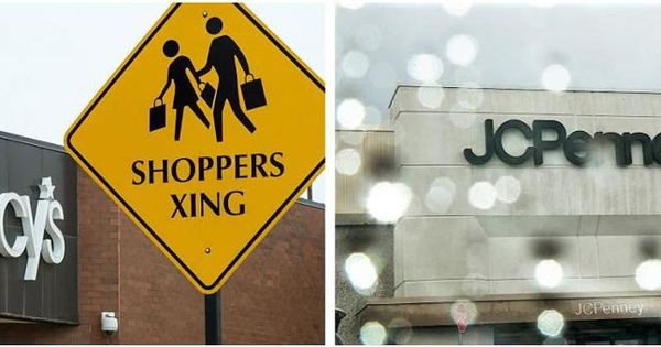 Macy's And J. C. Penney Have A Real Estate Problem – Among Other Things