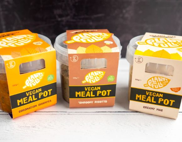 One Vegan Company Is Trying To Turn The Convenience Food Sector By Storm