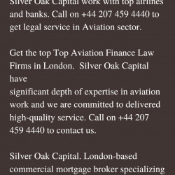 Top Aviation Finance Law Firms in London