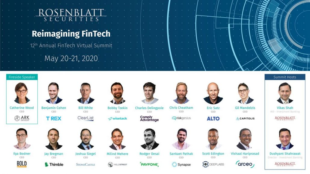 What Conversations With 15 FinTech CEOs Revealed