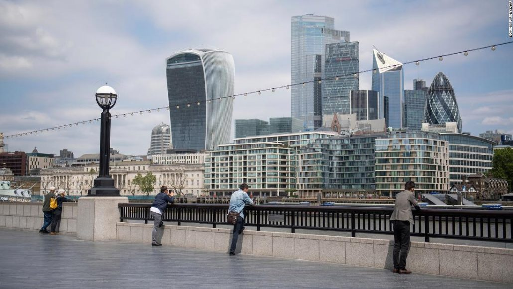 The UK is reopening for business. London may never be the same – CNN