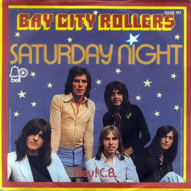 """The Number Ones: Bay City Rollers' """"Saturday Night"""""""