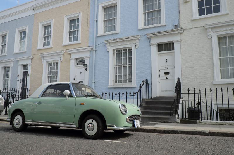 It now takes 20 weeks to sell a house in central London