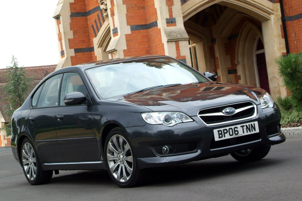 Used car buying guide: Subaru Legacy 3.0R