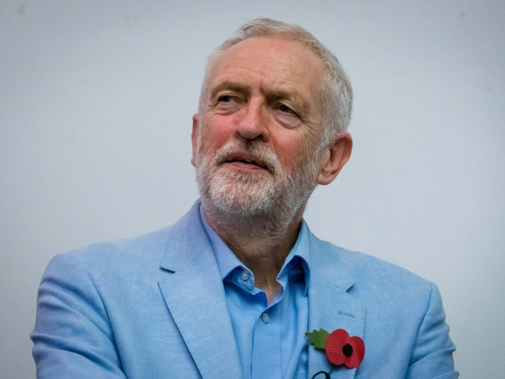 Corbyn promises to upgrade every UK home with energy-saving measures to tackle the climate crisis