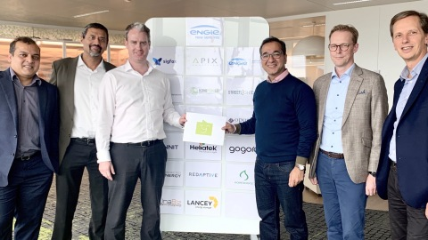VYN Announces Strategic Partnership with ENGIE