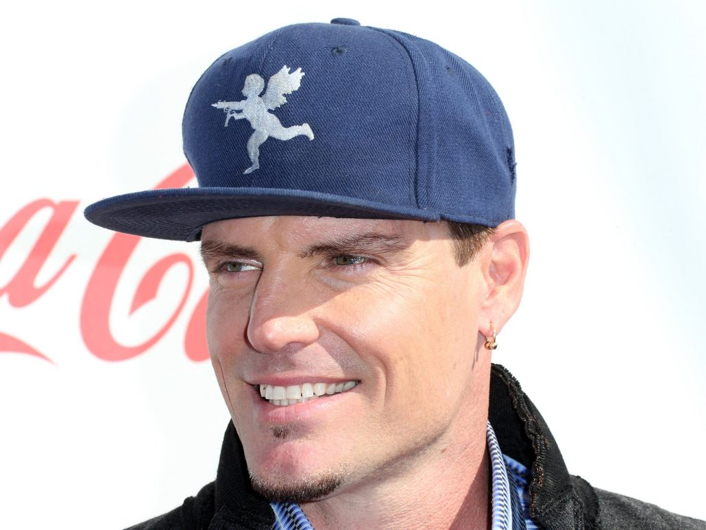 Vanilla Ice 'asks Trump to build his presidential library in trailer park'