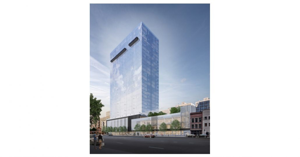 CMK and Greystar Bring Luxury Apartment Tower to Chicago's Printer's Row