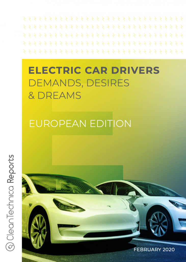 Electric Car Driver Demands, Desires, & Dreams — Netherlands, Norway, Germany, & France Edition