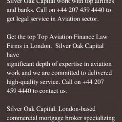 Top Aviation Finance Law Firms in London